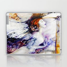 dreaming angel  Laptop & iPad Skin