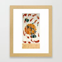 I am the One Framed Art Print