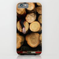 iPhone & iPod Case featuring 3's A Crowd by Steve McGhee