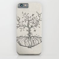 iPhone & iPod Case featuring Tree of Life by clickybird - Belinda Gillies