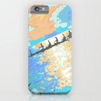 Rowing At Dawn iPhone 6 Slim Case