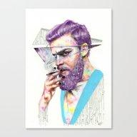 So What Canvas Print