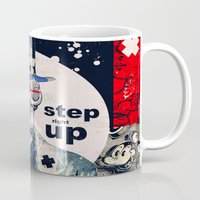 Step Right Up Mug
