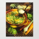 Minestrone Canvas Print