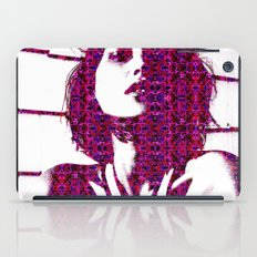Fashion; Lusting for Floral: Catherine McNeil iPad Case