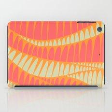 Sahara Desert in pastel colours 8 iPad Case