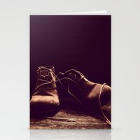 Boots I Stationery Cards