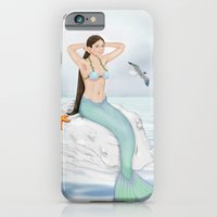 Seaside Mermaid iPhone 6 Slim Case