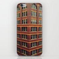 Corner Of Elm iPhone & iPod Skin