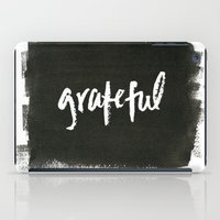 grateful iPad Case