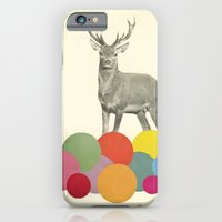 Stag In Heaven iPhone 6 Slim Case