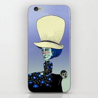 What Is This Ape Doing I… iPhone & iPod Skin
