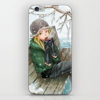 Hot Chocolate iPhone & iPod Skin