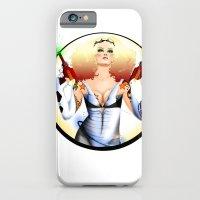 Space Cadette iPhone 6 Slim Case