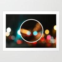 Dots 2 Art Print