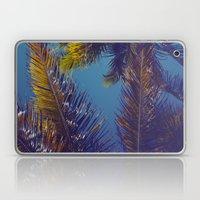 Palm Sky Laptop & iPad Skin
