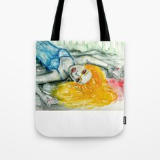 beautiful creature Tote Bag