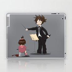The little conductor Laptop & iPad Skin