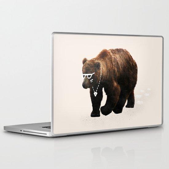 Kodiak Arrest Laptop & iPad Skin