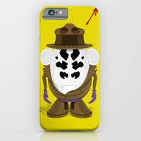 iPhone & iPod Case featuring Mr Potato R. by Fabian Gonzalez