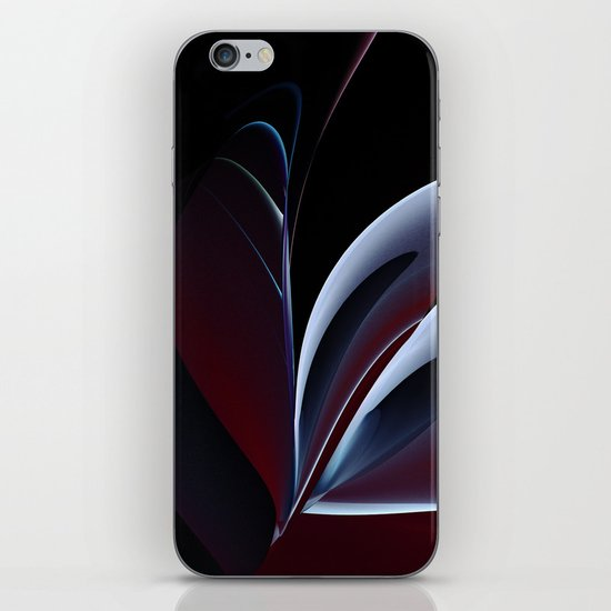 Lights and Shadows iPhone & iPod Skin