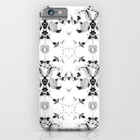 iPhone & iPod Case featuring flowers 11 by noumeda