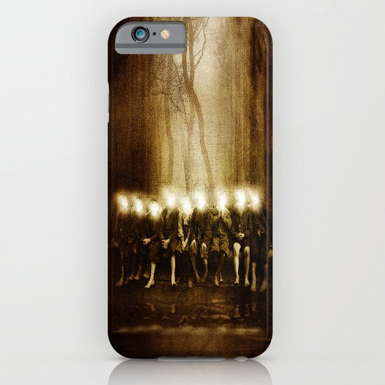 Children of the light iPhone & iPod Case