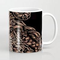 Viking Rabies Mug