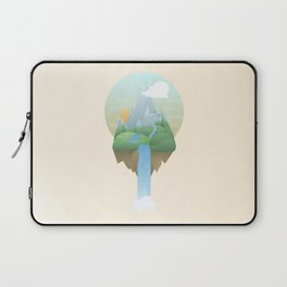 Laptop Sleeve - Our Island in the Sky - Moremo