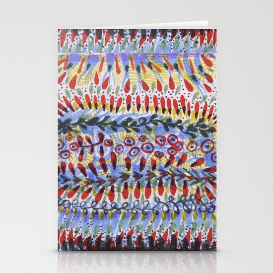 motif Stationery Card
