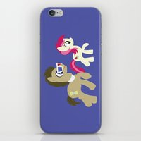 Doctor Whooves & Rose iPhone & iPod Skin