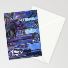 Starry Philadelphia Stationery Cards