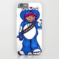 """iPhone & iPod Case featuring """"Crayon Gang"""" by Holly Lynn Clark"""