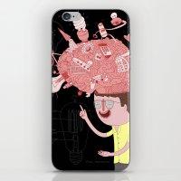 Brain! iPhone & iPod Skin