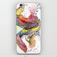 I'd Rather Be An Albatro… iPhone & iPod Skin
