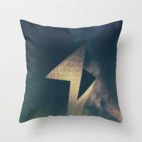 Finlandia Hall Throw Pillow