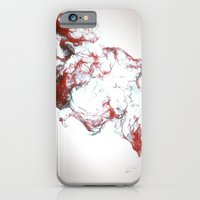 iPhone & iPod Case featuring Ink dispersion by Little cloud