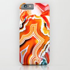 The Vivid Imagination of Nature, Layers of Agate iPhone 6 Slim Case