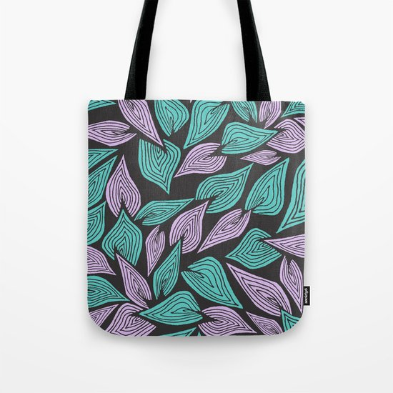 Winter Wind Tote Bag