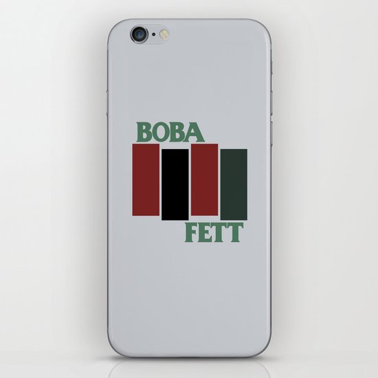 Get in Slave 1 iPhone & iPod Skin