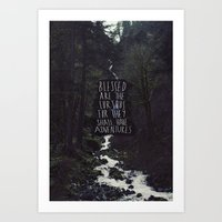 Curious Adventures Art Print