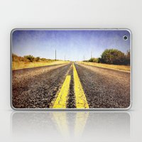1000 miles to no where  Laptop & iPad Skin