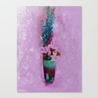 Lavender Haze  Canvas Print