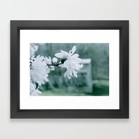 Bridge Guard Framed Art Print