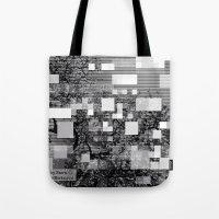 Deconstructions 3A Tote Bag