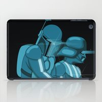 Darth Punk iPad Case