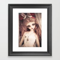 And So Its Christmas Framed Art Print