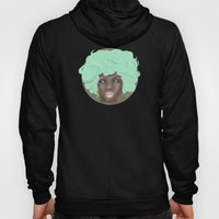emogirl earth Hoody