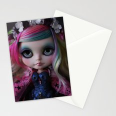 Sweet Death Shinigami (Ooak BLYTHE Doll) Stationery Cards