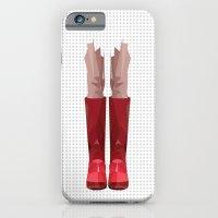 My Lovely Rain Booths iPhone 6 Slim Case
